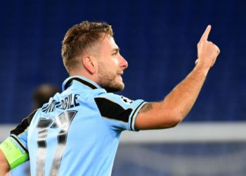 Ph Lazio, Immobile vs Dortmund