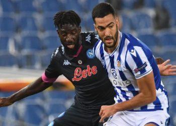 Ph Napoli, vs Real Sociedad