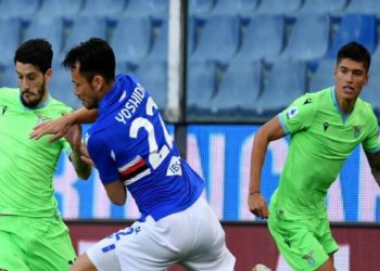 Ph SS Lazio, vs Sampdoria