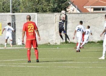 Pol. Santa Maria-F.C. Messina 0-0 ph Pol. Santa Maria Cilento