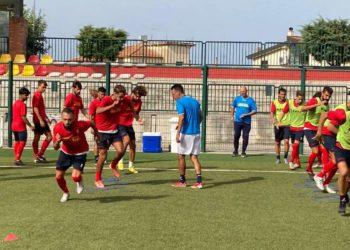 Ph Polisportiva Santa Maria, allenamento