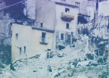 Ph AZ Picerno, terremoto irpinia