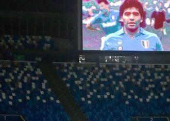 Napoli Rijeka Maradona