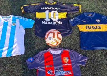 Ph Afragolese, ricordo Maradona