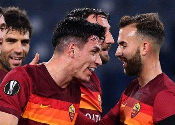 Ph AS Roma, vs Cluj