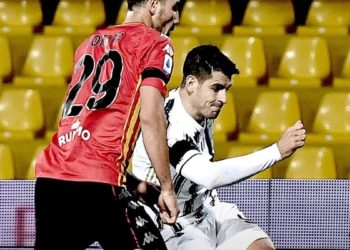 Ph Juventus, Morata vs Benevento