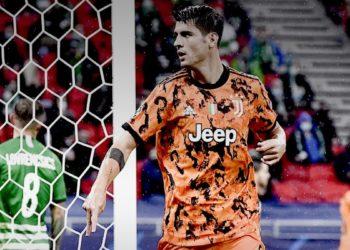 Ph Juventus, Morata vs Ferencvaros