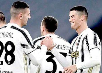 Ph Juventus, Ronaldo e Demiral