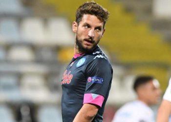 Ph SSC Napoli, Mertens vs Rijeka