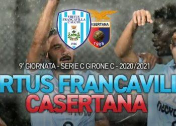 Virtus Francavilla-Casertana ph Virtus Francavilla Calcio