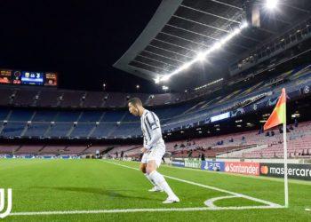 Ph Juventus, vs Barcellona
