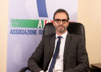 Ph AIC, Presidente Calcagno