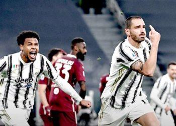 Ph Juventus, Bonucci vs Torino
