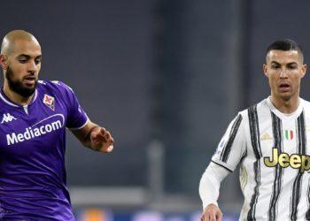 Ph Juventus, Ronaldo vs Fiorentina 2020