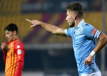 Ph Lazio, Immobile vs Benevento