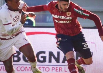 Ph Reggiana, vs Reggina