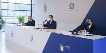 Ph Sport e Salute, Cozzoli Spadafora Carabinieri