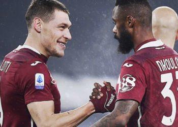 Ph Torino, Belotti Nkoulou vs Juventus