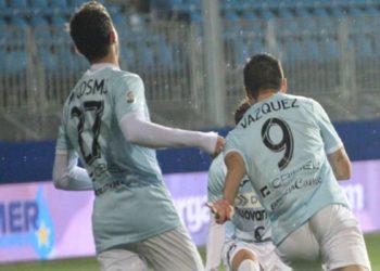 Ph Virtus Francavilla, gol Vazquez vs Avellino