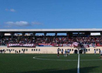 Tifosi Taranto a Ginosa ph ASD Ginosa Calcio