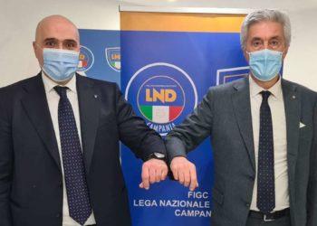 Ph FIGC Campania, Zigarelli e Sibilia