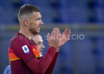 Lazio Roma Dzeko
