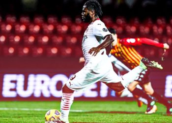 Ph AC Milan, Kessie vs Benevento