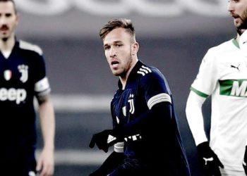 Ph Juventus, Arthur vs Sassuolo