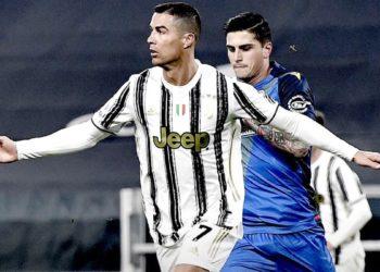 Ph Juventus, Ronaldo vs Udinese