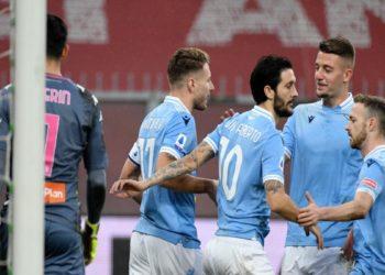 Ph Lazio, Immobile vs Genoa