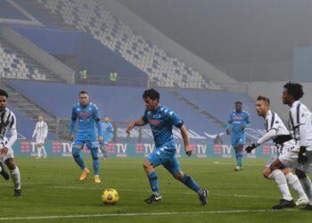 Ph SSC Napoli, vs Juventus