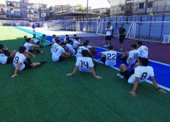 Ph San Giuseppe, allenamento