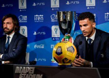 Ph Juventus, Pirlo e Danilo