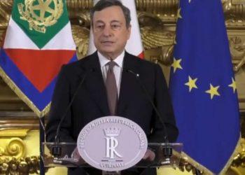 Premier, Mario Draghi