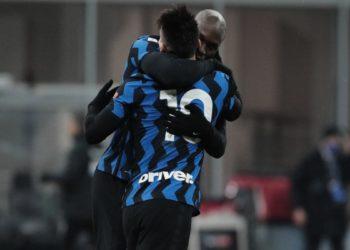 Ph Inter, Lukaku e Lautaro vs Lazio