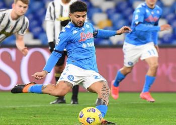 Ph SSC Napoli, Insigne vs Juve