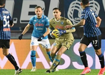Ph SSC Napoli, vs Atalanta