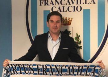 Alberto Colombo ph Virtus Francavilla