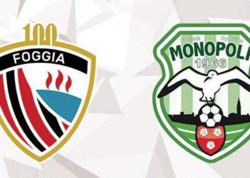 Foggia-Monopoli ph Calcio Foggia 1920