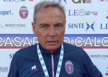 Nevio Orlandi ph Casarano Calcio