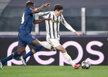 Ph Juventus, Chiesa vs Porto