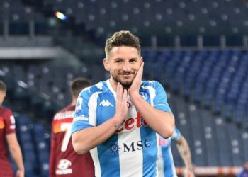 Ph SSC Napoli, Mertens vs Roma