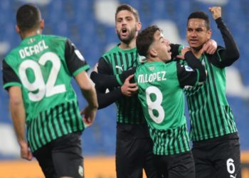 Ph Sassuolo, vs Napoli