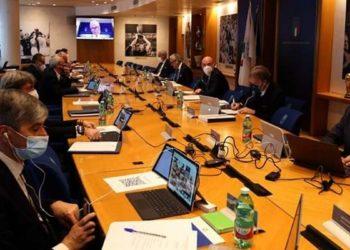Ph FIGC, Consiglio Federale