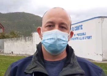 Puteolana direttore sportivo Francesco Mennitto