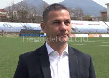 Barrese mister Massimo Perna