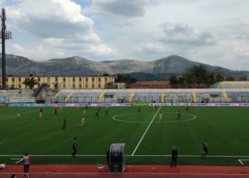 Casertana-Juve Stabia ph Casertana F.C.