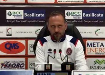 Fabio Gallo ph Potenza Calcio