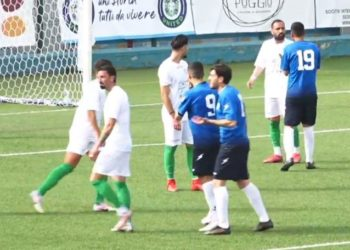 Napoli United-Pianura ph Napoli United