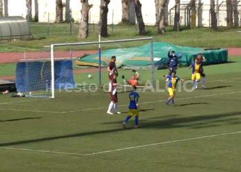 Scafatese San Giorgio gol Giacinti